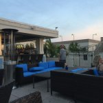 Rooftop Lounge Wyvern Hotel