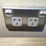 Only Aussie style sockets in the room