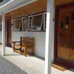 Motel in residential area; approx 12 min walk to Main Street
