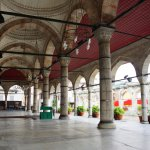 Rüstem Paşa Camii resmi