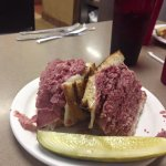Grilled Rueben-12 oz. of corned beef