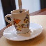 café petite tasse originale