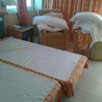 Nos cambiaron las dos camas por una de matrimonio