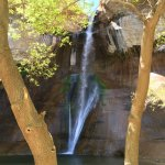 Calf Creek Falls Recreation Area-bild