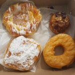 donuts and pastries
