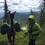 4 day llama trek