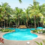 The Inn at Key West Pool Pavilion & Bar.  True tranquil vacation setting, yet near it all.