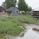 Steveston Heritage Fishing Village Foto
