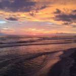Absolutely the best sunsets ever and a lovely sandy beach with warm water make Siesta Key a terr