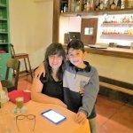 Sobremesa con Simón en Puerto Bemberg lodge
