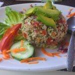 Ceviche special dish