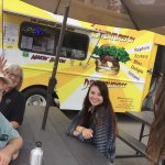 """Probably one of the best... If not THE best burgers we have ever had! DJ was a wonderful """"host""""."""