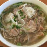 3. Special Combo with rice noodle soup-large