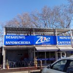 Zoe Cafe Bar