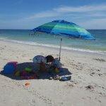 On the Beach- Casey Key Foto