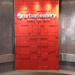 Urban Eatery sign at Eaton Center