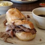 April 2016 - Dip Sandwich