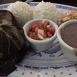 Hawaiian Lau Lau Plate