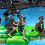 kids love the several water parks at FSK