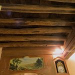 beamed ceilings