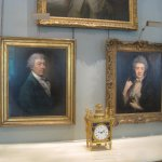 Portraits of Thomas Gainsborough and his wife