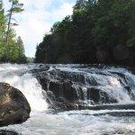 Foto de Buttermilk Falls