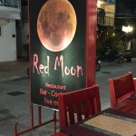 Red Moon Foto