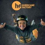 Lietanie v Hurricane Factory