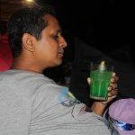 Illusion drink at Kresto