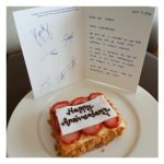 Surprise from Dusit Thani Team