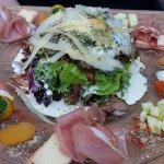 La salade alsacienne