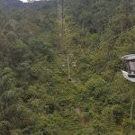 View from the Aerial Ropeway