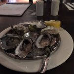 fresh oysters were delicious