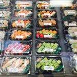 Ready to go sushi