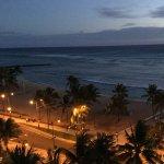 Waikiki by night