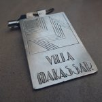 Villa Makassar / room key