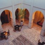 Villa Makassar / courtyard