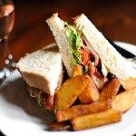 Proper sandwich