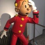 Belgian Centre of Comic Strip Art Foto