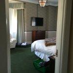 Suite 528 Bedroom entrance