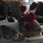 Romance Package Basket