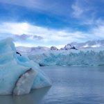 Recorrido de lancha del glaciar