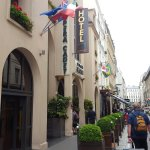 Opera Cadet Hotel Foto