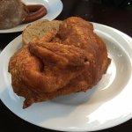 half-a-hen grilled chicken
