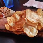 Wrap and kettle chips