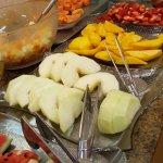 Frutas para desyuno