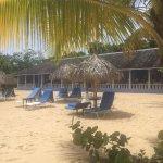 The ocean-front verandas