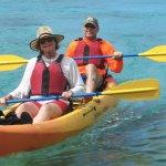 Master kayakers.. NOT!