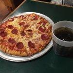 Pep Pizza (Medium)
