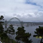 Hwy 101 from the park